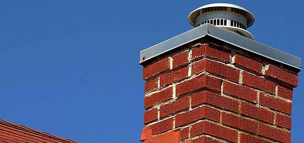 Newly Installed Chimney Cap