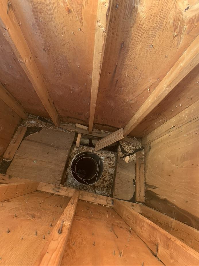 inside of chimney warner robins