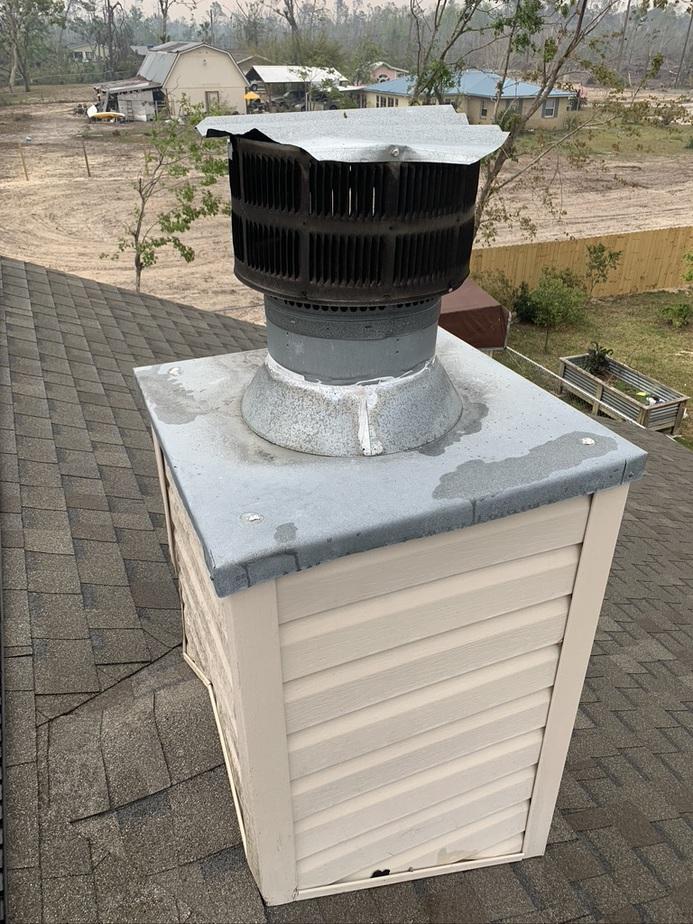 chimney cap huntsville