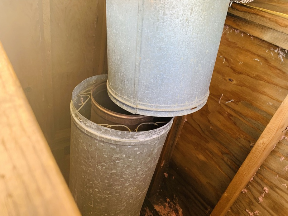 broken chimney flue montgomery