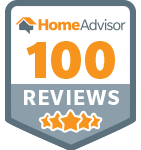 Sootaway 100 5-star reviews Home Advisor award