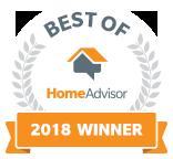 Sootaway 2018 Best of Home Advisor Award Winner
