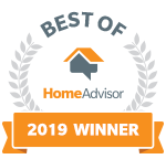 Sootaway 2019 Best of Home Advisor Award Winner