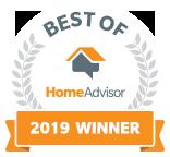 Sootaway 2019 Best of Home Advisor Award Winner