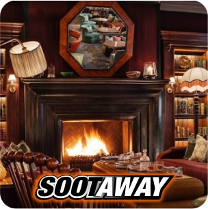 sootaway fireplace