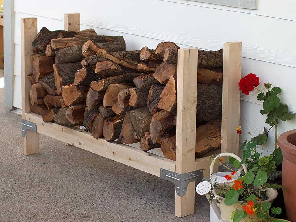Fire Wood Storage Tips From Chimney Service