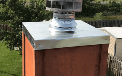 Noticing Cracks In Your Chimney Crown?